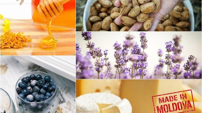 Moldovan products export 2019