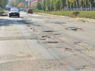 Moldova country worst roads