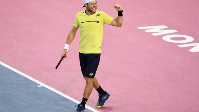 Radu Albot from Moldova earns first tennis title
