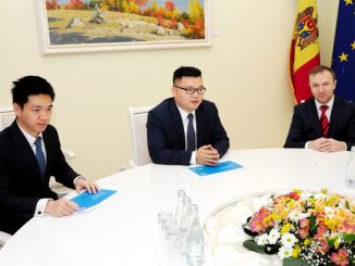 Chinese company invest in 5G technology Moldova 2019