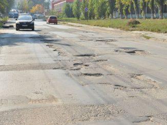 Moldova country worst roads